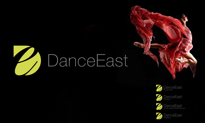 DanceEast | Brand Identity