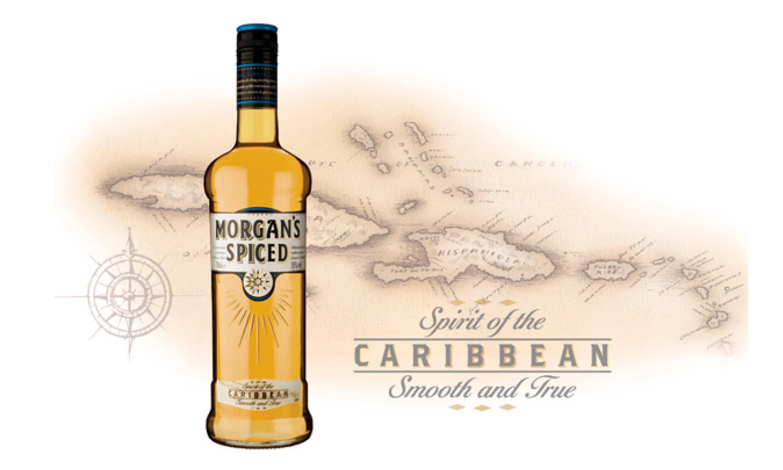 Morgan Spiced | Packaging
