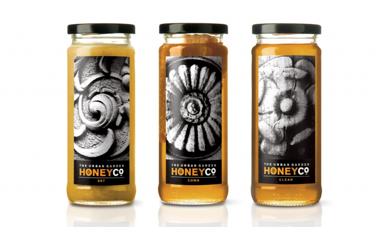 Urban Honey | Packaging
