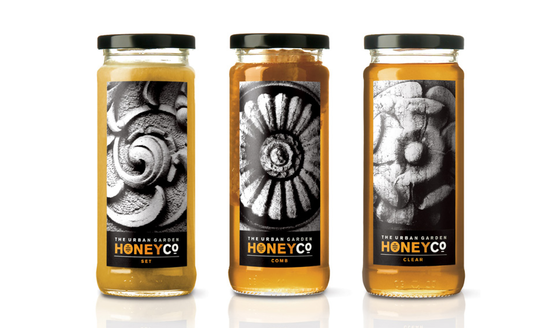 Urban Honey | Packaging