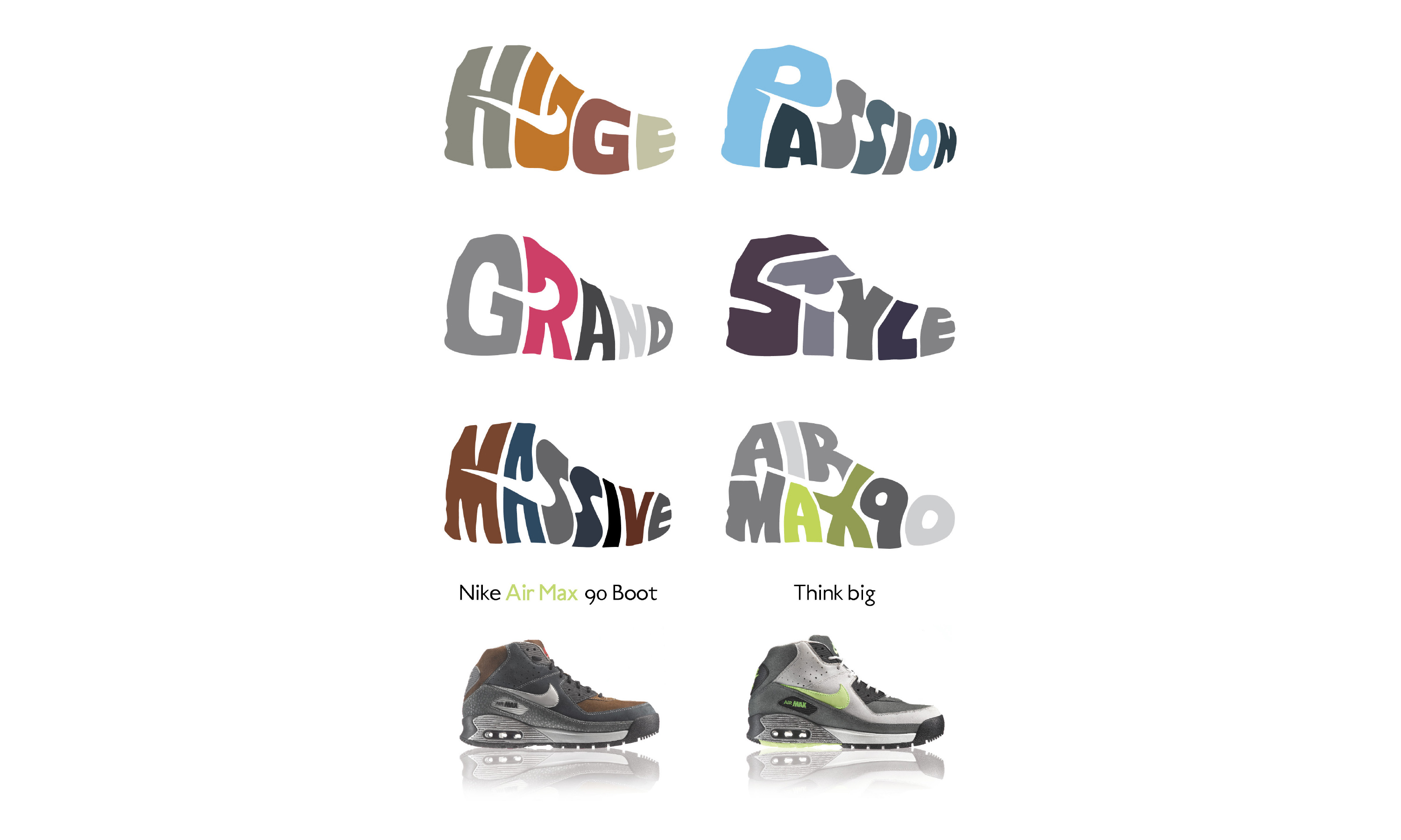 Nike Air Max Boot 90 | Grand style