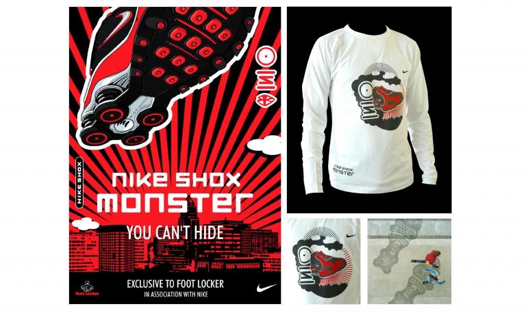 Nike Shox Monster | Monster…