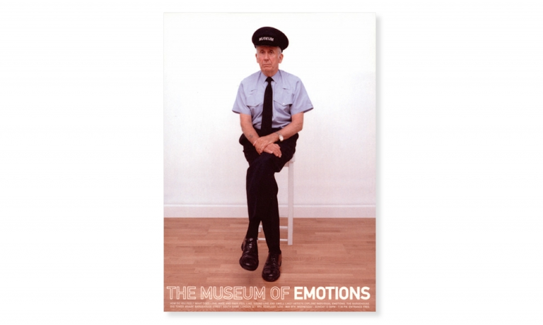 Museum of Emotions | Poster