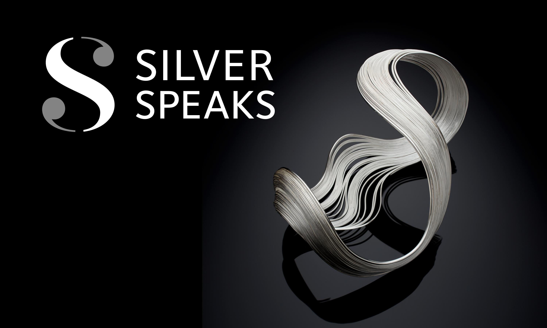 'Silver Speaks' logo designed by Neon