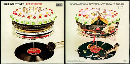 Robert Brown John Rolling Stones Let it bleed cover – Neon article
