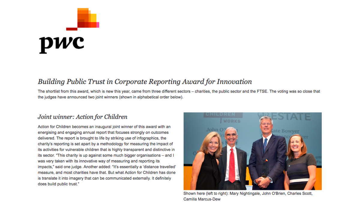 PWC-Action-for-Children-Excellence-in-Reporting-award-winners-2017