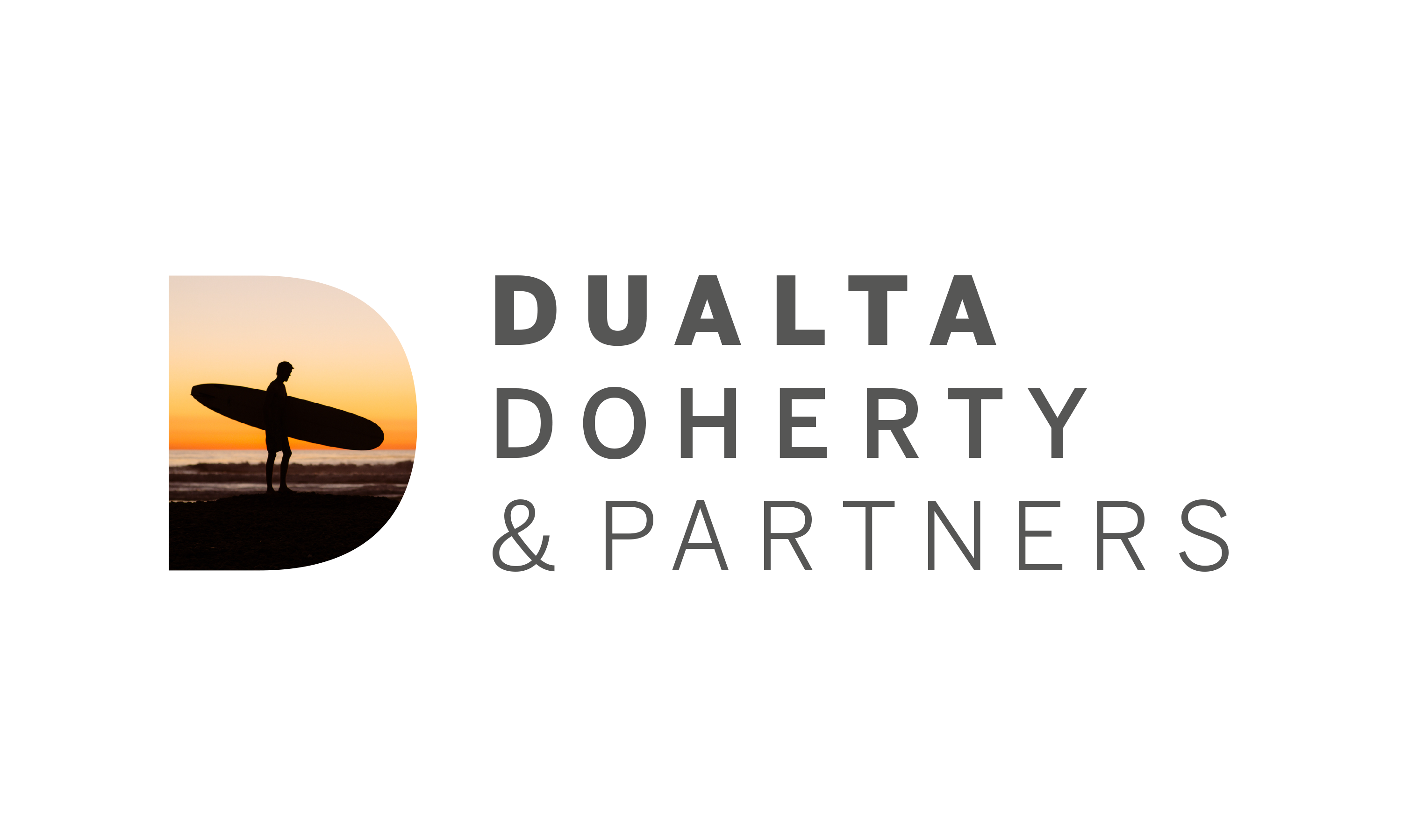 Dualta-Doherty-and-Partners branding by Neon brand consultancy