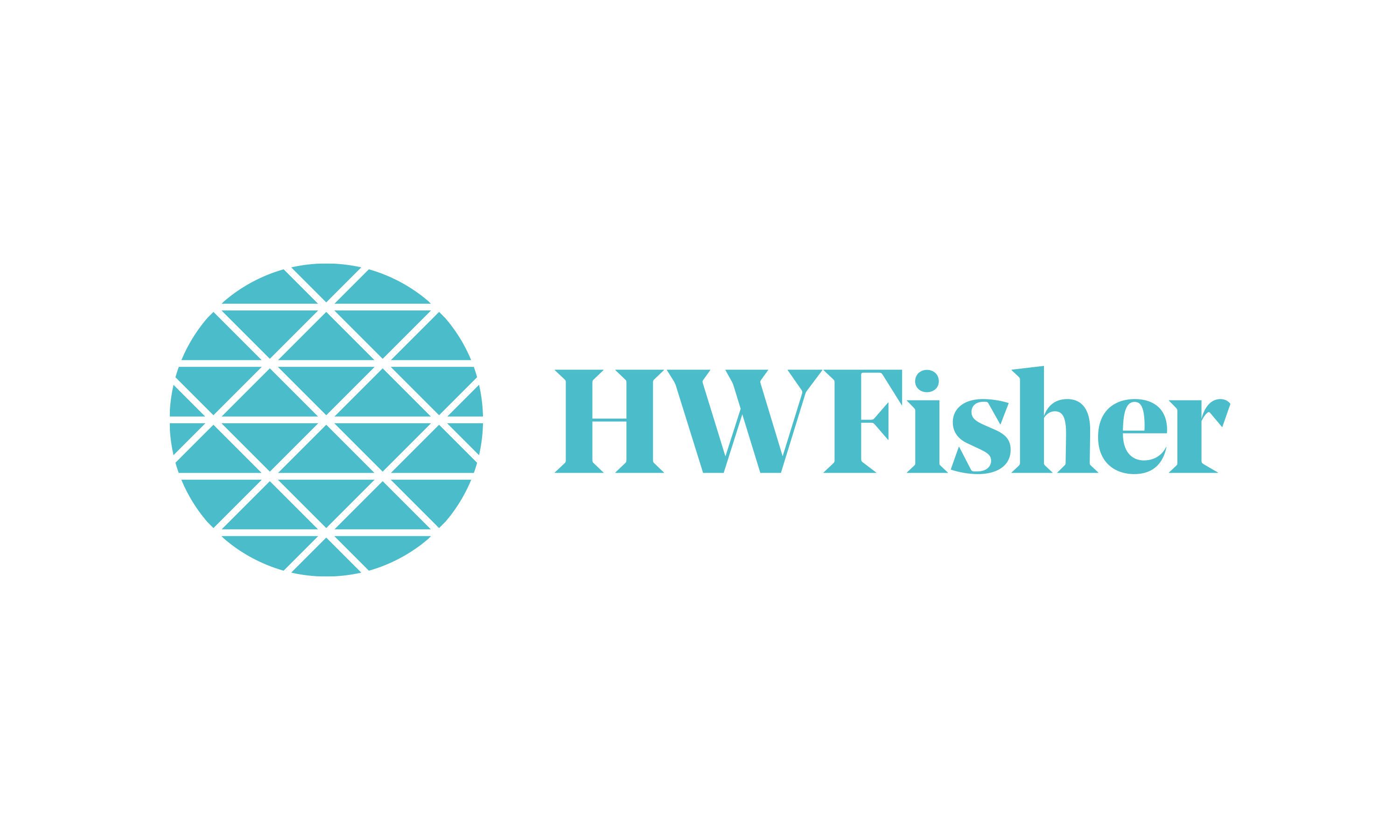 Branding by Neon - HW Fisher Chartered Accountants logo