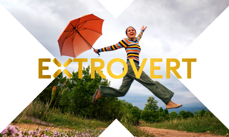Branding by Neon Kantar CX+ Extrovert