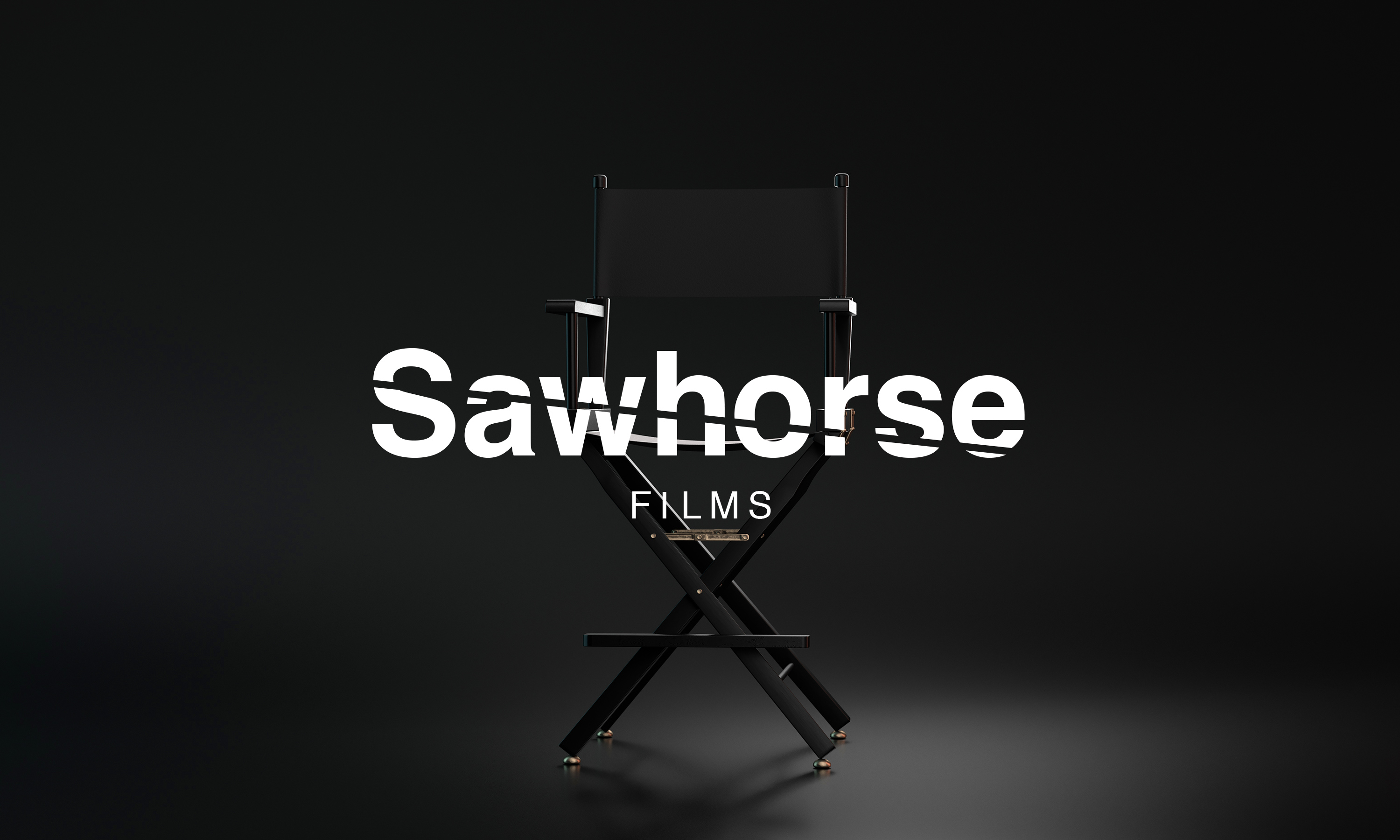 Naming and branding by Neon Sawhorse Films logo designed by Dana Robertson