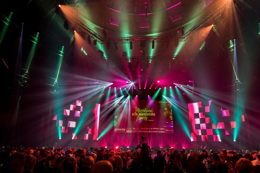 Neon short listed in b2b marketing awards 2019